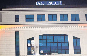 AK PARTI HEADQUARTERS